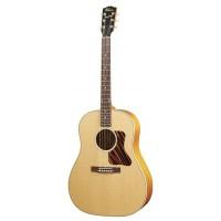 GIBSON J-35 ANTIQUE NATURAL Электроакустическая гитара