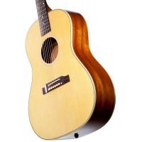 GIBSON LG-2 AMERICAN EAGLE ANTIQUE NATURALL Электроакустическая гитара