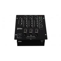 GEMINI PS3 3-х канальный стерео микшерный пульт для DJ.