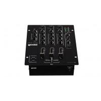 Gemini PS3-USB 3-х канальный стерео микшерный пульт для DJ с USB выходом