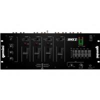 Gemini RMX3 Трехканальный рэковый микшер для DJ