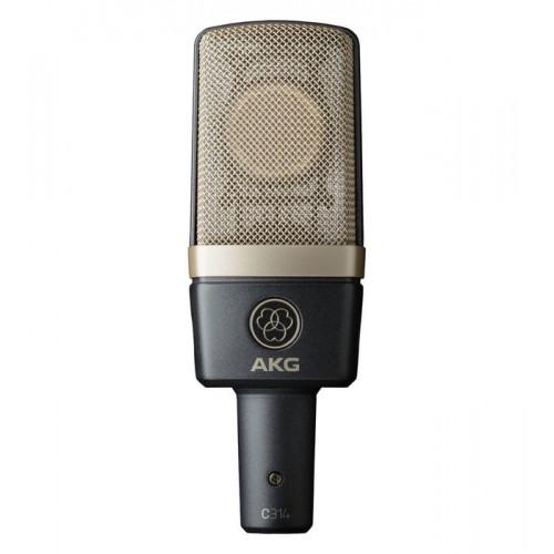 AKG C314 микрофон студийный