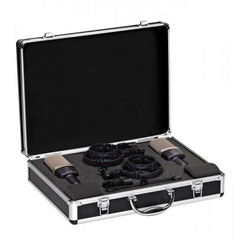 AKG C314 ST  Подобранная стереопара конденсаторых микрофонов