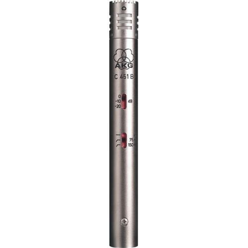 AKG C451B инструментальный кардиоидный микрофон