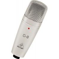 Behringer C-3 конденсаторный микрофон