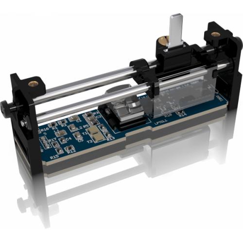 Behringer X1 Оптический фейдер
