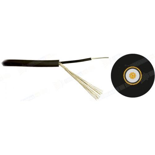 Mogami 2319-00 инструментальный кабель  5,0 мм чёрный