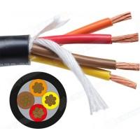 Mogami 2921-00 акустический кабель 4х2.5мм2, внешний диаметр 11.3мм, чёрный