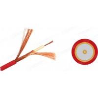 Mogami 2964-02 инструментальный/COAX кабель  75 Om,  4,8 мм  красный