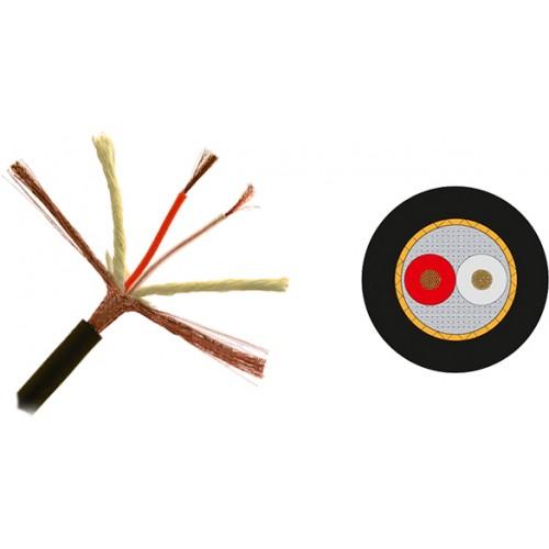 Mogami 2791-00 микрофонный кабель 5,5 мм. чёрный