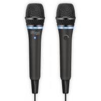 IK Multimedia iRig Mic HD вокально/инструментальный микрофон
