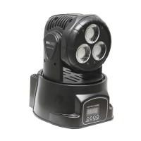 Involight LED MH315T COB - LED вращающаяся голова, 3x15 Вт, RGB мультичип (COB), DMX-512