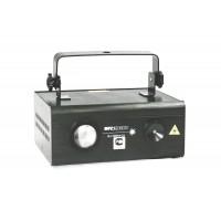 Involight SLL150RG-CS - лазерный эффект, 150 мВт красный, 50 мВт зелёный, DMX-512