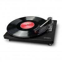 ION Audio Compact LP компактный виниловый проигрыватель