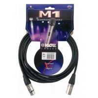 KLOTZ M1FM1N0500 Микрофонный кабель XLR/F(мама)  - XLR/M(папа), 5м