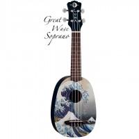 Luna Uke Gws- укулеле, сопрано