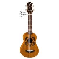 Luna Uke Honu - укулеле, сопрано