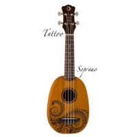 Luna Uke Tattoo- укулеле, сопрано