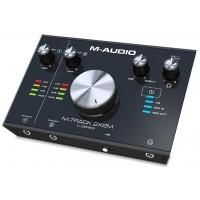 M-Audio M-Track 2X2M Звуковая карта