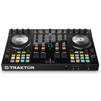 Native Instruments Traktor Kontrol S4 Mk2 DJ Контроллер