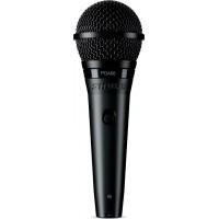 SHURE PGA58-QTR-E Вокальный микрофон с выключателем