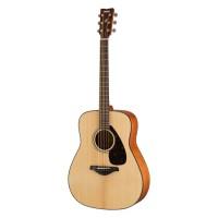 Yamaha FG800 NATURAL Акустическая гитара дредноут