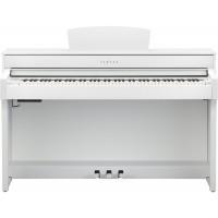 Yamaha CLP-635WH Clavinova цифровое фортепиано
