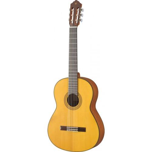 Yamaha CG122MS классическая гитара