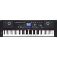 Yamaha DGX-660B - интерактивный синтезатор