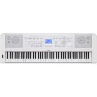 Yamaha DGX-660WH - интерактивный синтезатор