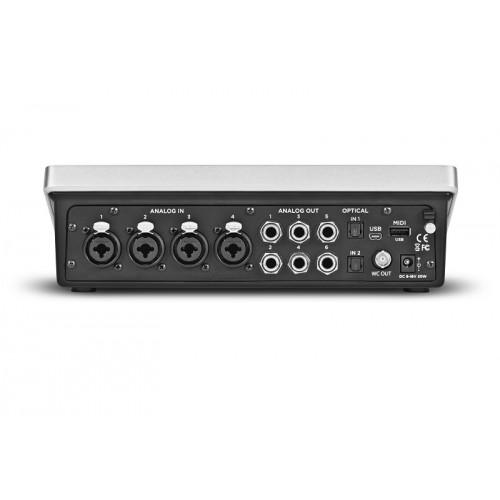 Аудио интерфейс FOCUSRITE SCARLETT 2I4 оптимальная звуковая карта для домашней студии