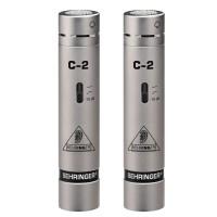 Behringer C-2 комплект конденсаторных микрофонов
