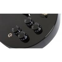 EPIPHONE G-310 EBONY CH HDWE Электрогитара, цвет черный