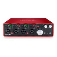 Focusrite Scarlett 18i8 2nd Gen внешний аудиоинтерфейс