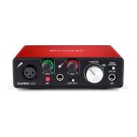 Focusrite Scarlett Solo 2nd Gen внешний аудиоинтерфейс