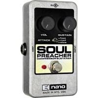 Electro-Harmonix Nano Soul Preacher Эффект компрессора