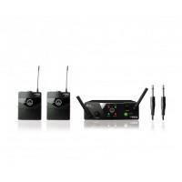AKG WMS40 Mini2  US45 Инструментальная радиосистема