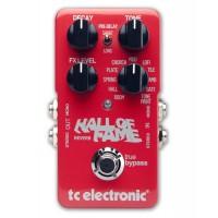 TC ELECTRONIC Hall of Fame Reverb TonePrint Гитарная педаль эффектов