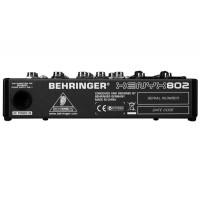Behringer 802 - микшер