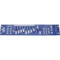 Chauvet Obey 10 компактный универсальный контроллер на 8 приборов по 16 каналов