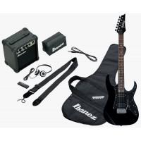 IBANEZ IJRG200U BLACK NEW JUMPSTART Набор начинающего гитариста