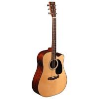 Sigma DMC-1STE электроакустическая гитара