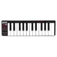 AKAI PRO LPK25 портативный USB/MIDI-контроллер