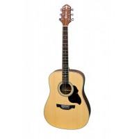 Crafter D-6/N Акустическая гитара с чехлом