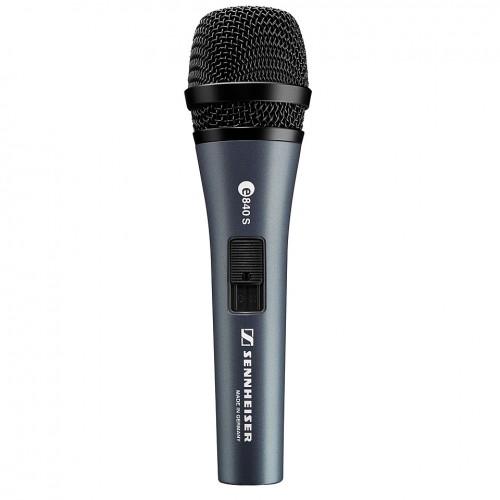 Sennheiser E835 S - Динамический вокальный микрофон