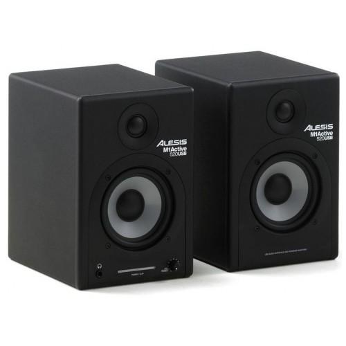 ALESIS M1 Active 520 USB (пара) Активная акустическая система