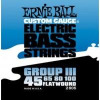 Ernie Ball 2806 Струны для 4-х струнной бас гитары