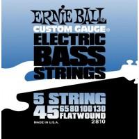 Ernie Ball 2810 Струны для 5-ти струнной бас гитары