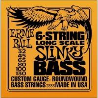 Ernie Ball 2838 Струны для 6-ти струнной бас гитары.