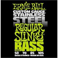 Ernie Ball 2842 Струны для 4-х струнной бас гитары
